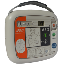 Ipad AED SP 1 Fully-Automatic Package with standard accessories