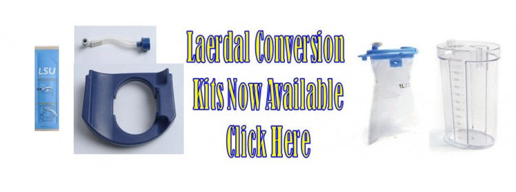 Laerdal Conversion Kit